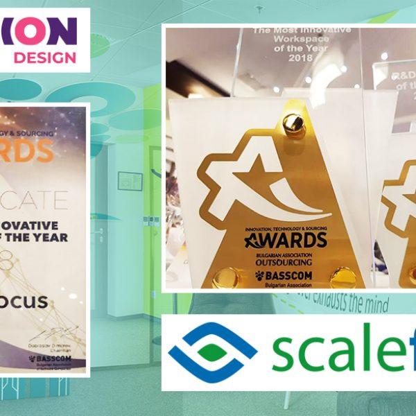 Scalefocus Nagrada Fusion Office Design